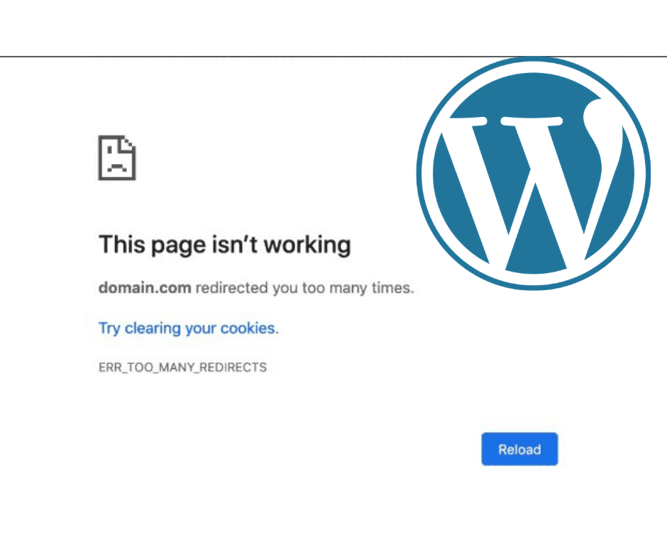 Wordpress Too Many Redirect